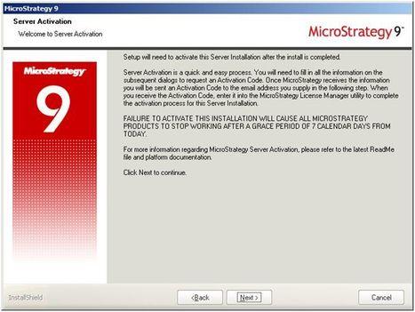 Installeren van #MicroStrategy 9 NL handleiding | Social Intelligence | Scoop.it