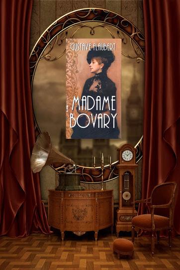 Literatura Cult - Madame Bovary ~ Literatura de Cabeça   Magia da leitura   Scoop.it