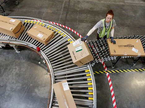 How 3-D Printing Might Revolutionize Amazon's Same-Day Delivery - IEEE Spectrum | 3Dprinting | Scoop.it