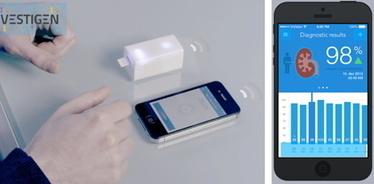 Prendre sa santé en main avec Vestigen : des biocapteurs adaptés au téléphone modulaire de Google | Entrepreneurship in e-health | Scoop.it