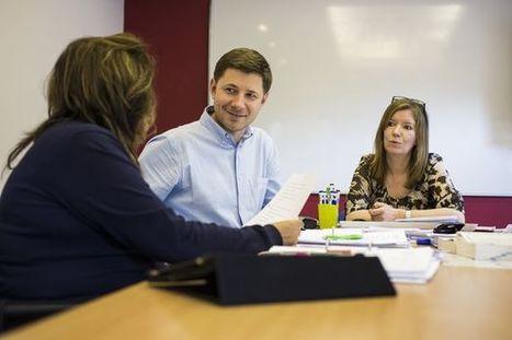 L'école où les cadres sup' apprennent l'anglais | Les entrepreneurs français à Londres | Scoop.it