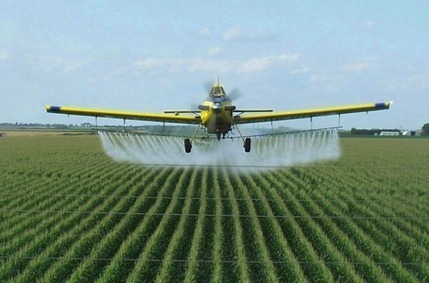 Pesticide Use Spikes as GMO Failure Cripples Corn Belt | Sustain Our Earth | Scoop.it