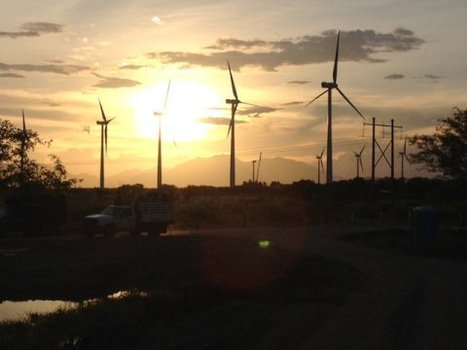 Mitsui and EDF EN Mexico Announce Participation in Wind Power Generation Project in Mexico | Renewables Mexico | Scoop.it