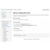 Moodle plugins directory: Moodle Mail Test | Améliorons le elearning | Scoop.it
