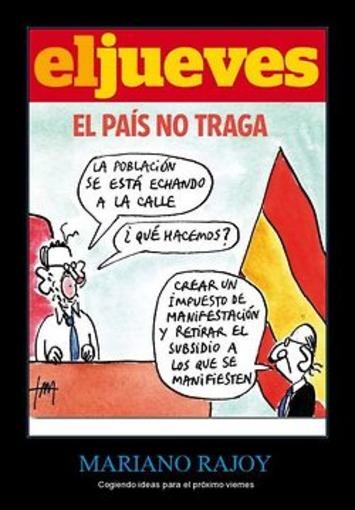 MARIANO RAJOY - Cogiendo ideas para el próximo... | Partido Popular, una visión crítica | Scoop.it