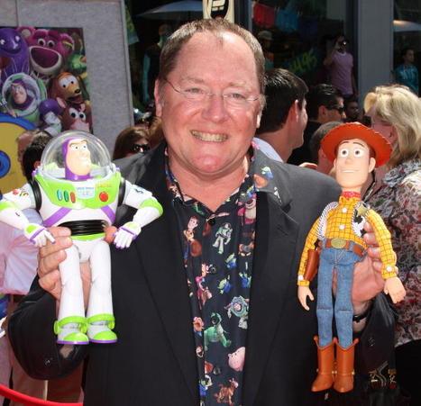 Pixar Honcho Scores a Star on the Hollywood Walk of Fame | Entrepreneurship, Innovation | Scoop.it