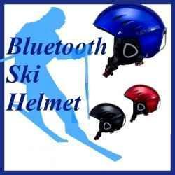 Bluetooth Ski Helmet | Personal Shoppers | Scoop.it