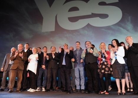 Yes campaign reveals £1.6m war chest | Referendum 2014 | Scoop.it