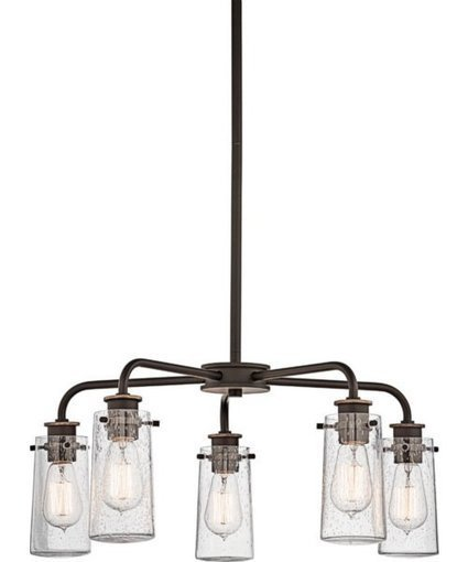 Kichler Braelyn 5-Light Chandelier Olde Bronze | Home Decors & Lighting | Scoop.it