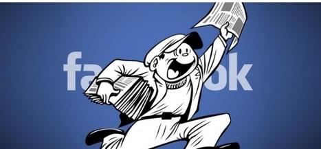 Le Parisien, 20 Minutes et Les Echos sur 'Instant Articles' de Facebook | Big Media (En & Fr) | Scoop.it
