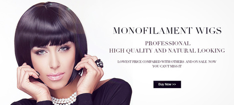Synthetic & Human Hair Wigs with Fast Delivery - Wigsbuy.com | fashion girl | Scoop.it