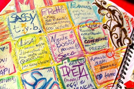 Marzo - Calendar Journal | MOnica e lo scrapbooking | Scoop.it