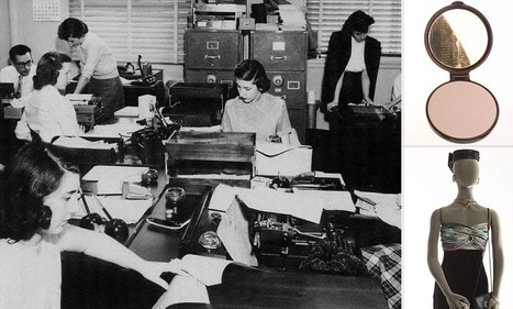 The secret history of CIA women and their gadgets including surveillance ... - Daily Mail | USA | Scoop.it