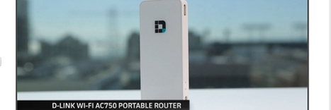 The Wi-Fi Portable Router is PCWorld's Top Travel Router! | All Things Wireless Networking from D-Link | Scoop.it