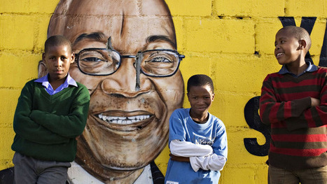 President Zuma, think like an African - it helps | African News | Scoop.it