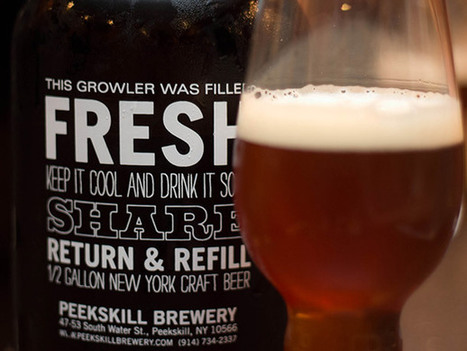 8 Great New York Beers You Should Be Drinking Now | Central New York Traveler | Scoop.it