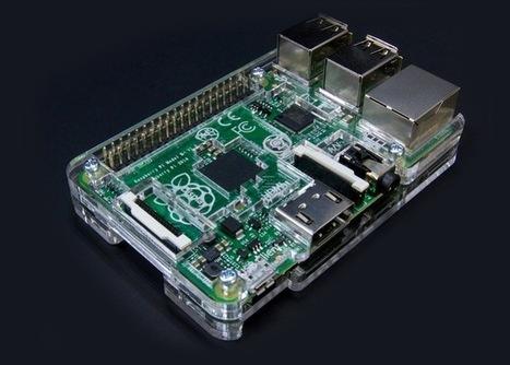 Naked Pi B+ Raspberry Pi Transparent Case (video) - Geeky gadgets | Raspberry Pi | Scoop.it
