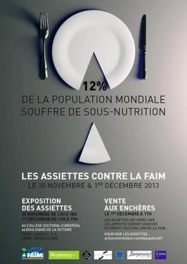 12% de la population mondiale souffre de sous nutrition   Association solidaire, aide alimentaire , aide aux personnes en difficulté   Scoop.it