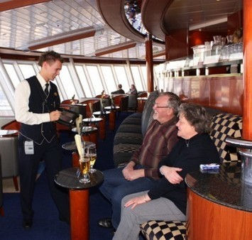 Tablet-Based POS Aboard European Ships - Point of Sale | Cruiseline | Scoop.it