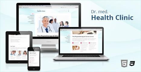 HC - Responsive Medical & Health Wordpress Theme   Medical wordpress themes   Scoop.it