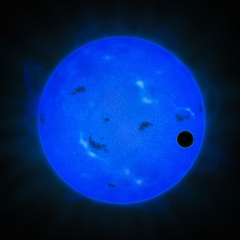 Observations indicate super-Earth-sized planet has water-rich atmosphere - Astronomy Magazine | Loki Mars Promotes | Scoop.it