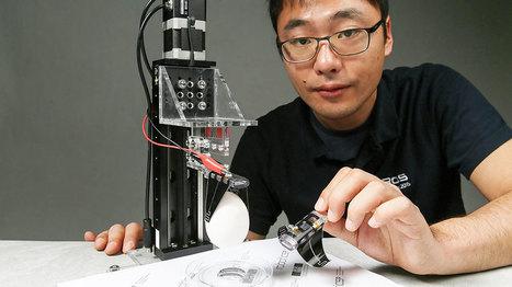 Des doigts robotiques pour saisir en douceur n'importe quel objet - H+ Magazine | Une nouvelle civilisation de Robots | Scoop.it