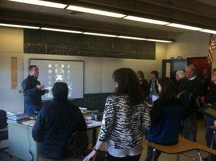 Burlington High School Principal's Blog: Sharing Our Efforts...   BYOD iPads   Scoop.it