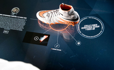 La magasin du futur selon Nike | Customer Centric Innovation | Scoop.it