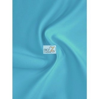 Solid Medium Weight Shiny Satin Fabric / Aqua / Sold By The Yard | Fabric Shopping Online | Scoop.it