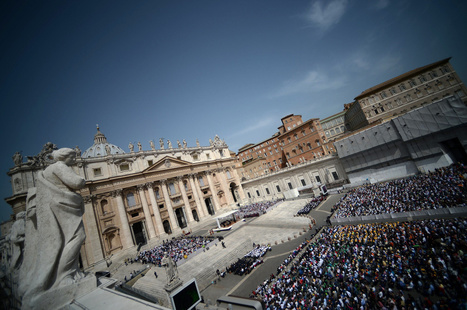 Digitizing history: 82,000-manuscript collection Vatican Library is online | Life is: | Scoop.it