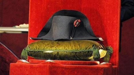 Un sombrero de Napoleón, vendido por 1,9 millones de euros | MUSEUM | Scoop.it