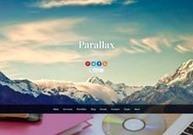 Parallax, WordPress OnePage Scrolling Portfolio Theme   WP Download   themes   Scoop.it