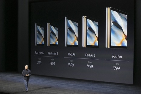 iPhone 6S, iPad Pro and Apple TV: What you need to know   Marketing, Public Relations & Small Business   Scoop.it