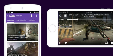 Twitch brings on-demand video streaming to its mobile apps | Tools You Can Use | Scoop.it