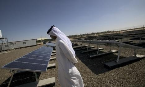 La 'estrategia solar' de Arabia Saudí para seguir viviendo del petróleo - elEconomista.es | Infraestructura Sostenible | Scoop.it
