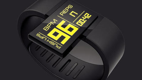 This Fitness Tracker Puts Everything Else To Shame | Health Technology News | Scoop.it