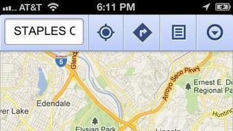 Google Maps is returning to iPhone, iPad tonight, report says - Los Angeles Times | Digital all | Scoop.it