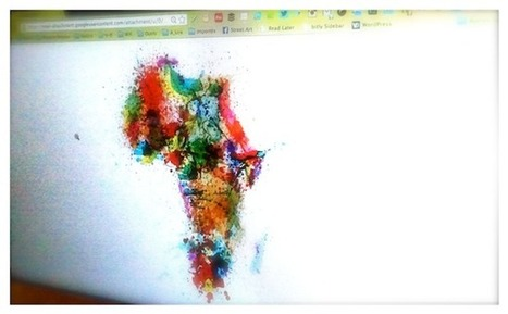 Comment l'Afrique se connecte-t-elle à Internet ? | Afrique 2.0 - Ça bouge ! | Scoop.it
