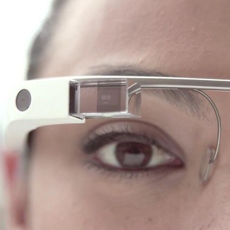 Une première app de reconnaissance faciale sur Google Glass | Relation Client et distribution multicanal | Scoop.it