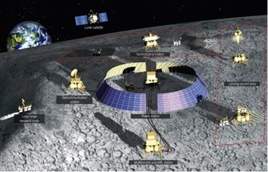 La Russie veut coloniser la Lune… avec des robots | Space matters | Scoop.it