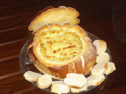 Receta Fondue en pan de payés | Comiditas | Scoop.it