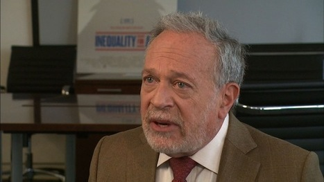 Why Robert Reich cares so passionately about economic inequality | Fighting For the Soul of America | Scoop.it