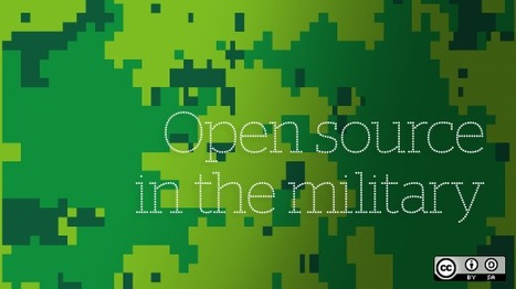 Open source is the dominant warfighting doctrine of the 21st century - opensource.com | Technological Sparks | Scoop.it