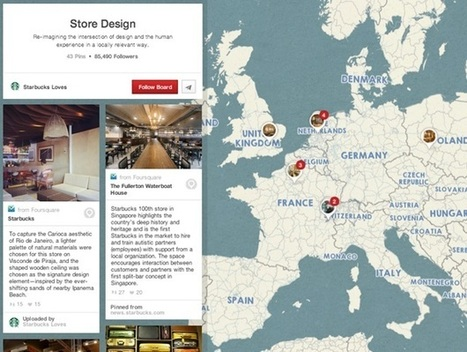 New and exciting ways brands can use Pinterest (single page view) - iMediaConnection.com | Pinterest | Scoop.it