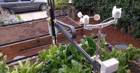 FarmBot DIY agriculture robot promises to usher in the future of farming | Creative Innovation | Scoop.it
