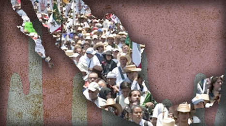 A Mexican Poet's March for Peace - New America Media | mexicanismos | Scoop.it