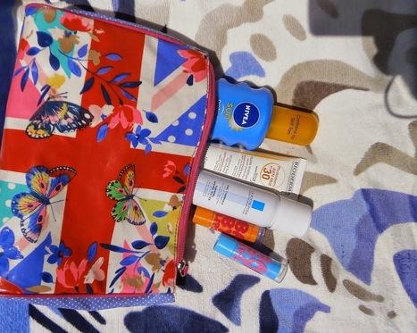 Beautyfineprint: What's in my beach beauty bag? | Beauty | Scoop.it