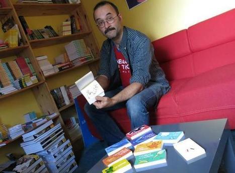 Un atelier flip book avec Thomas Dupuis | Espace Mendes France, Poitiers | Scoop.it