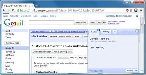 Taskforce te ayuda a organizar el inbox de Gmai... | Curador de Conteúdos - Community Manager - Web 2.0 | Scoop.it