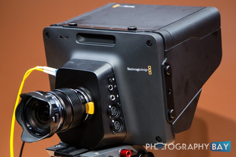 Blackmagic Studio Cameras Unveiled | Ultra High Definition Television (UHDTV) | Scoop.it
